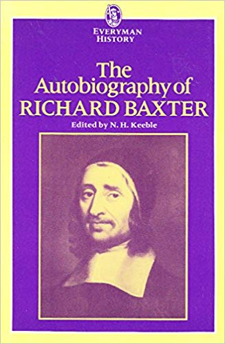 Autobiography of Richard Baxter