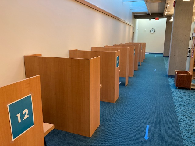 The Allison Library Moves Into Stage 3 of Reopening