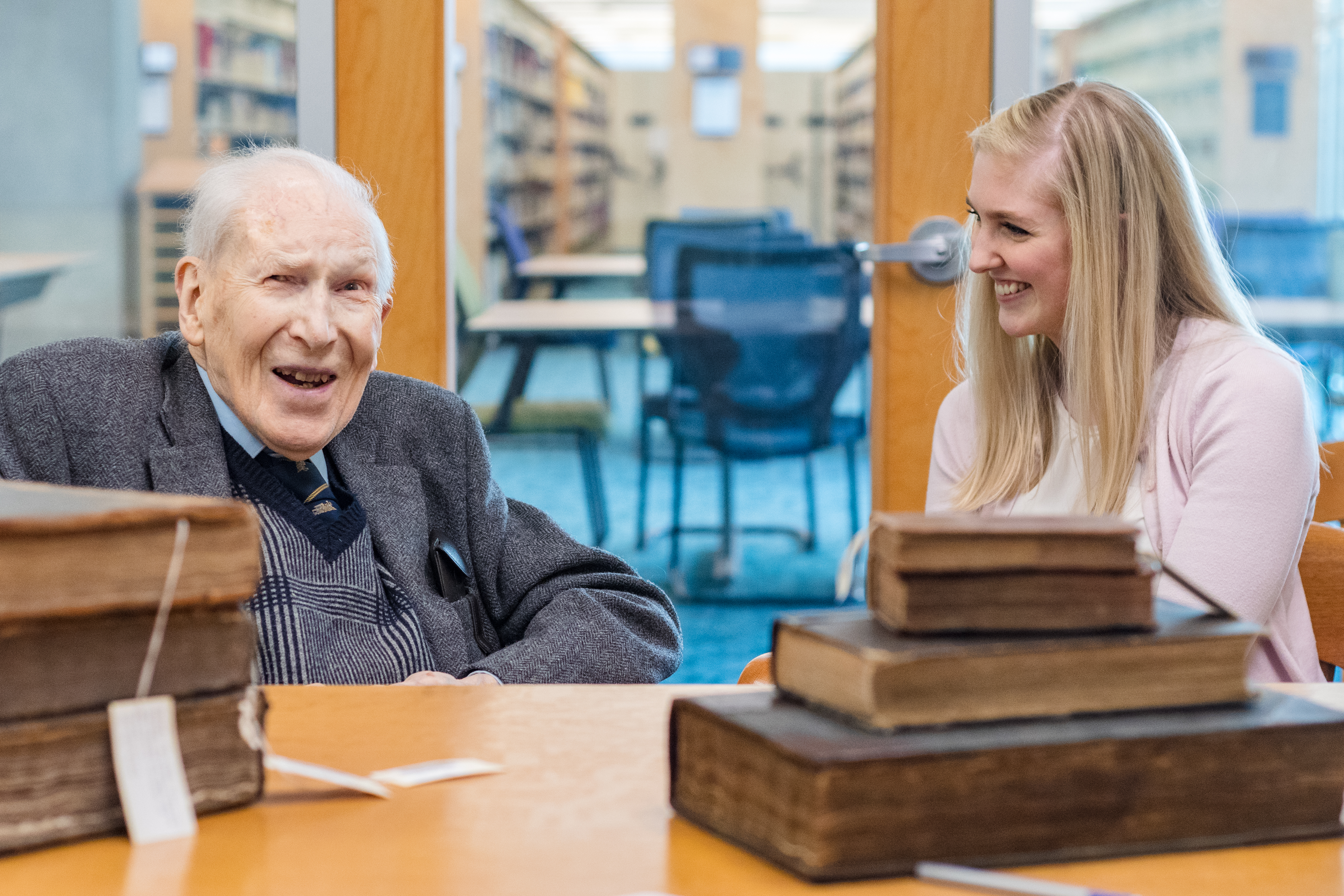 Interview with Collection Donor, J. I. Packer