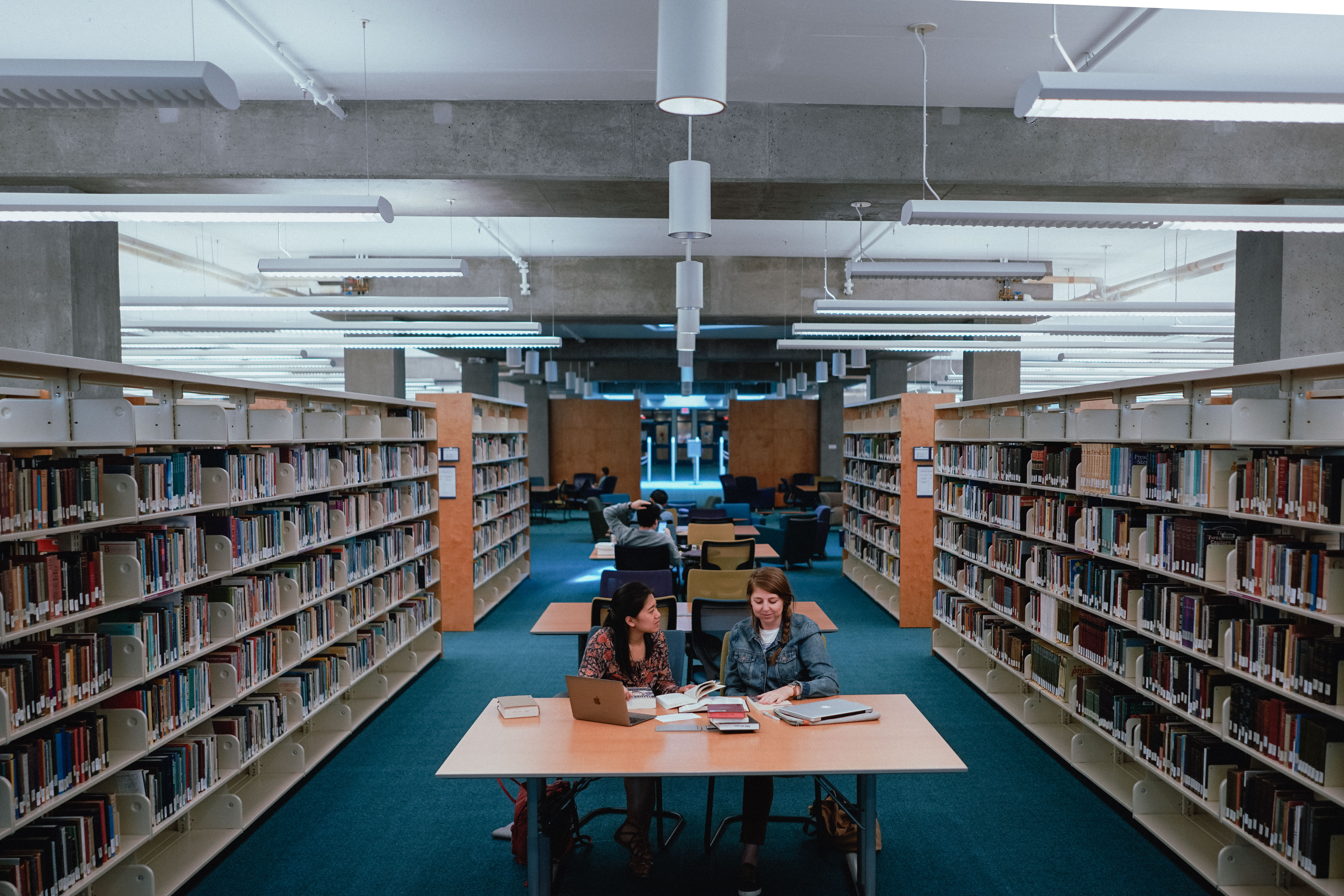 Library Workshops and Courses this Fall