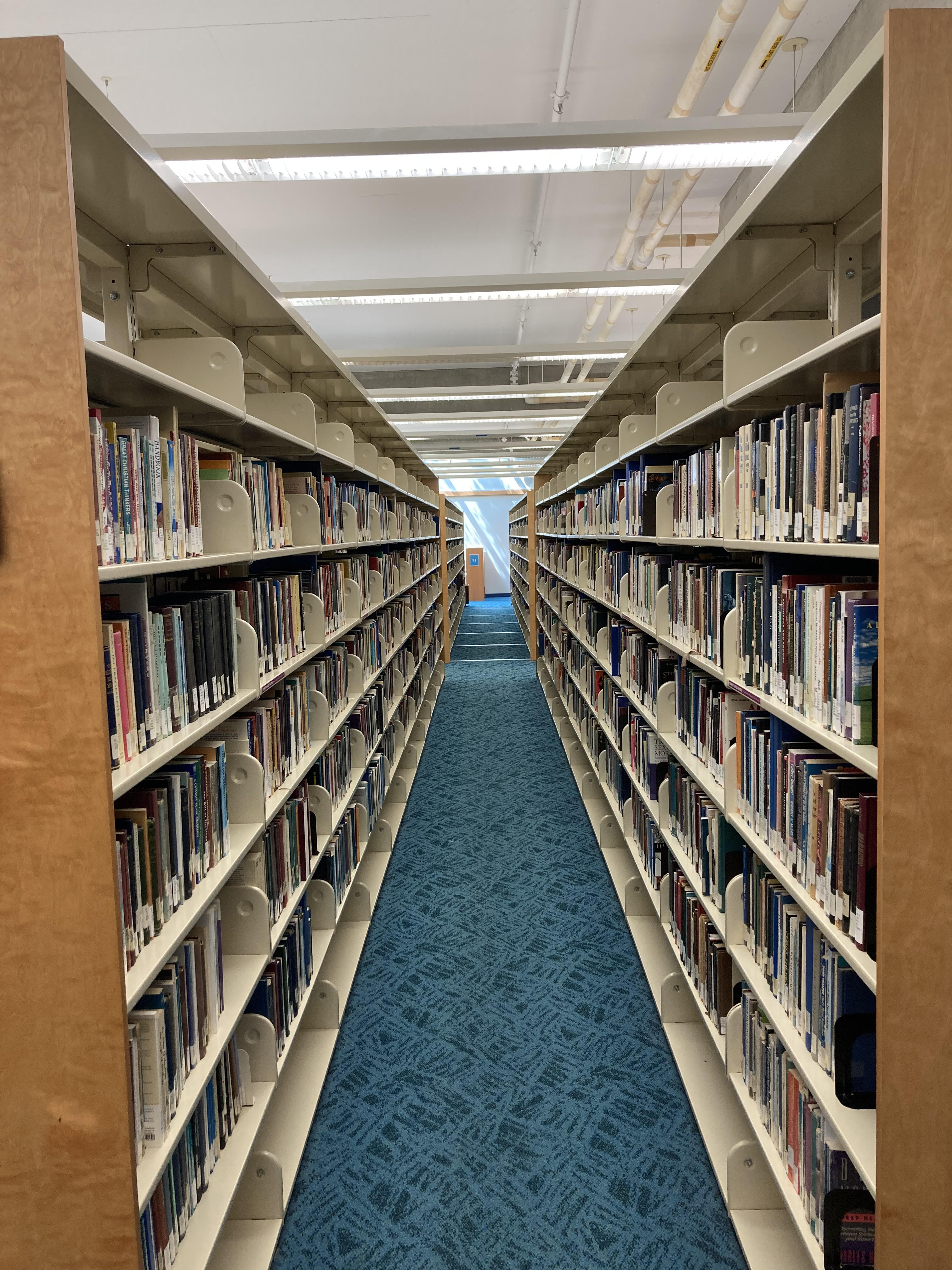 Reopening the Stacks
